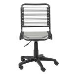 Bungie Low Back Office Chair in Silver