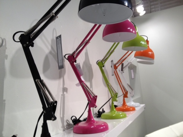 Colorful Lalla Lamps