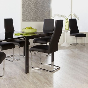 Duo Dining Table Rooney Side Chair