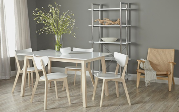 Montana Dining Table + Chairs